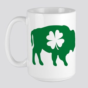Buffalo Clover Large Mug