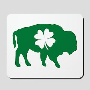 Buffalo Clover Mousepad