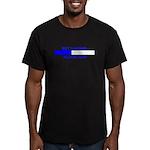BOY LOADING... Men's Fitted T-Shirt (dark)