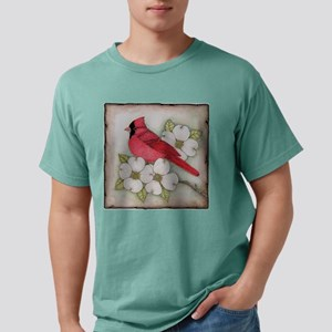 Cardinal and Dogwood T-Shirt