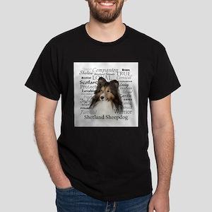 Sheltie Traits T-Shirt