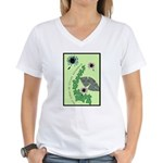 Every Day Should Be Earth Day Women's V-Neck T-Shi