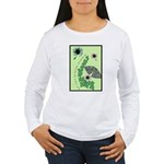 Every Day Should Be Earth Day Women's Long Sleeve