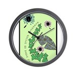 Every Day Should Be Earth Day Wall Clock