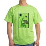 Every Day Should Be Earth Day Green T-Shirt