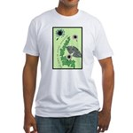 Every Day Should Be Earth Day Fitted T-Shirt