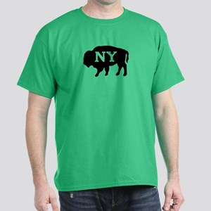 Buffalo New York Dark T-Shirt