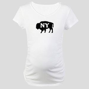 Buffalo New York Maternity T-Shirt