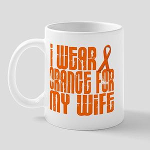 I Wear Orange For My Wife 16 Mug
