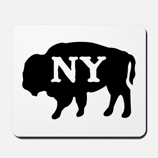 Buffalo New York Mousepad