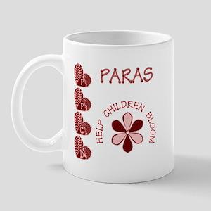 PPCD Paras RedPink Light Help Children Bloo Mugs