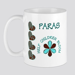 PPCD Paras BrownBlue Light Help Children Bl Mugs