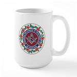 Masonic Christmas 2005 Large Mug