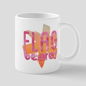 Flag bearer Mugs