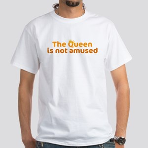 The Queen White T-Shirt