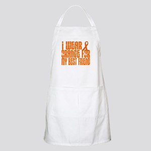 I Wear Orange For My Best Friend 16 BBQ Apron