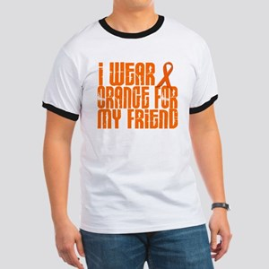 I Wear Orange For My Friend 16 Ringer T
