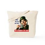 Enjoy the tea? Tote Bag