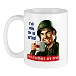 Enjoy the tea? Mug