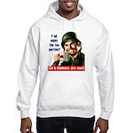 Enjoy the tea? Hooded Sweatshirt
