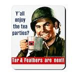 Enjoy the tea? Mousepad