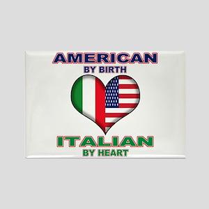 Italian american Pride Rectangle Magnet