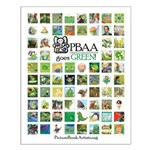 PBAA Goes Green! poster