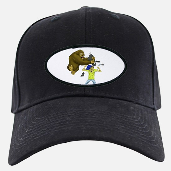 Gorilla Filmmaker Baseball Hat