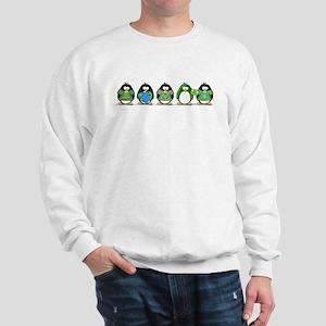 Eco-friendly Penguins Sweatshirt