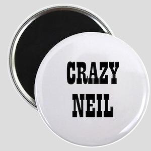 """CRAZY NEIL 2.25"""" Magnet (10 pack)"""