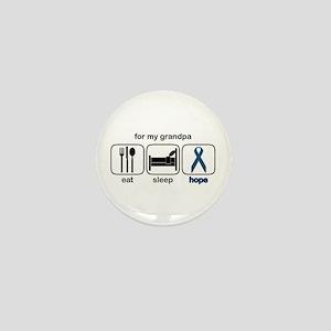 Grandpa ESHope Colon Mini Button