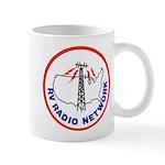 Rv Radio Network Logo Mugs