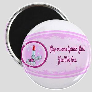 Lipstick helps Magnet