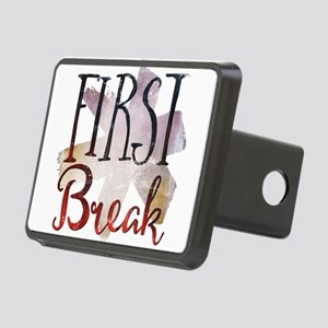 First Break Rectangular Hitch Cover