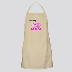 Some call me a Divorce Lawyer, the mos Light Apron