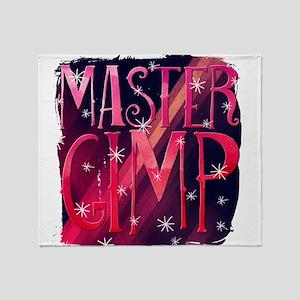 Master Gimp Throw Blanket