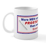 Prostate Cancer in Men Mug