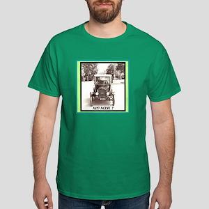 """1920 Model T"" Dark T-Shirt"