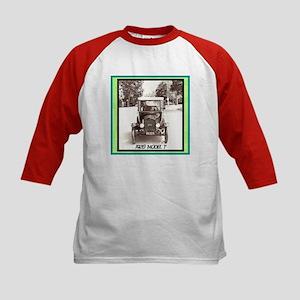 """1920 Model T"" Kids Baseball Jersey"