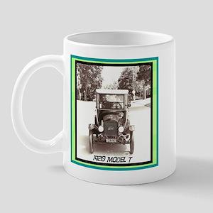 """""""1920 Model T"""" Mug"""