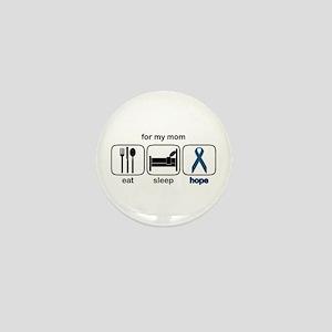 Mom ESHope Colon Mini Button