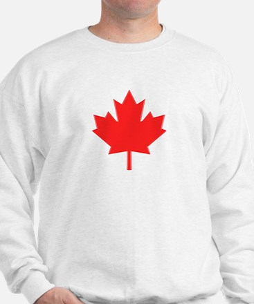Big A** Maple Leaf Sweatshirt