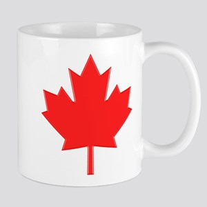 Big A** Maple Leaf Mug