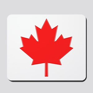 Big A** Maple Leaf Mousepad