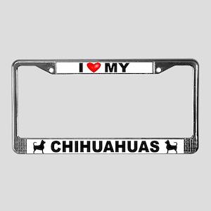 Heart My Chihuahuas (Short-Hair)
