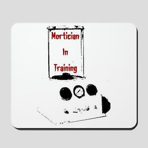 Mortician Mousepad