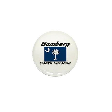 Bamberg South Carolina Mini Button
