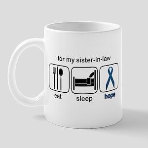 Sister-in-law ESHope Colon Mug
