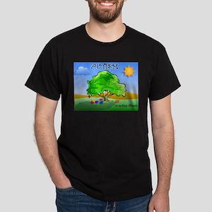 Autism - Thinking Differently Dark T-Shirt