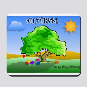 Autism - Thinking Differently Mousepad